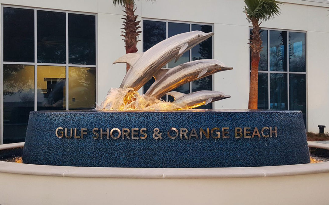 GULF SHORES & ORANGE BEACH TOURISM WELCOME CENTER